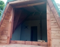 изменение конструкции мансардного помещения вид снаружи