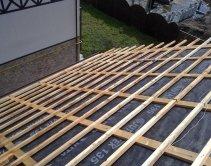 Подготовка обрешетки крыши